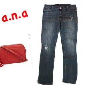 a. n. a. Modern Fit 14 Ultra Tall Straight Leg